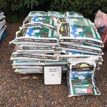 Organic Top Soil at Mel's Gardening